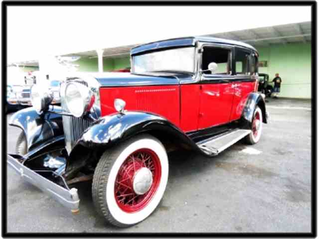 1932 Hupmobile Unspecified | 679879