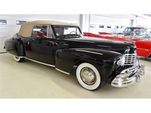 1947 Lincoln Continental Convertible | 679887