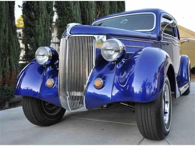 1936 Ford 2-Dr Sedan | 679920