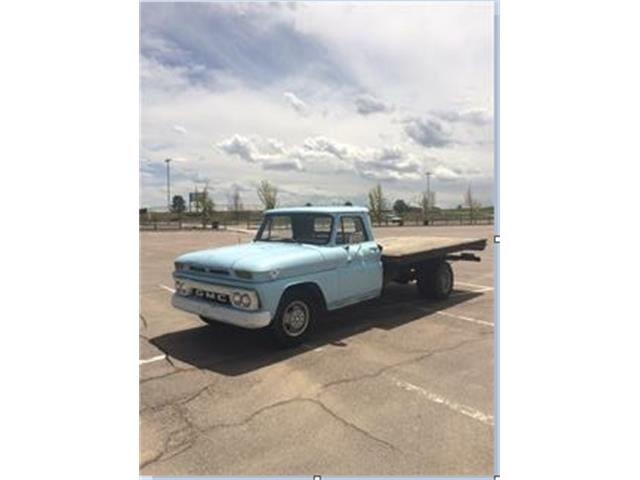 1966 GMC Flatbed Truck | 679930