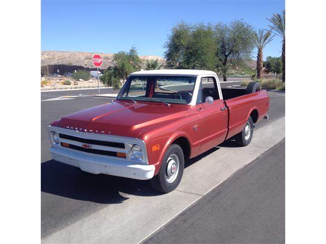 1968 Chevrolet C-Series | 679938