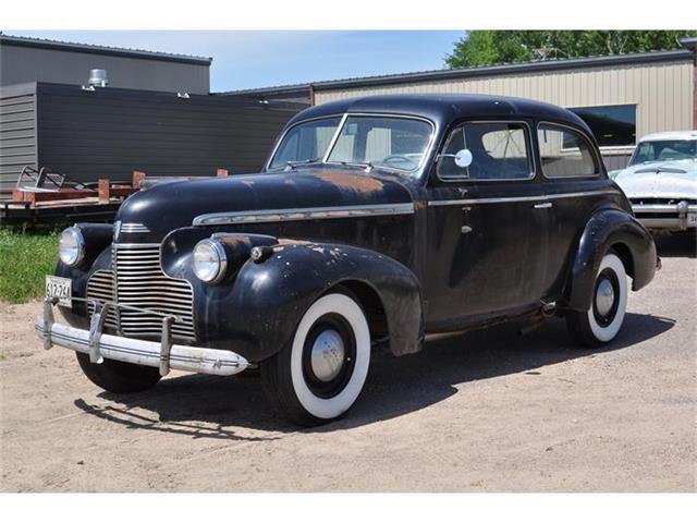 1940 Chevrolet 2-Dr Sedan | 679942