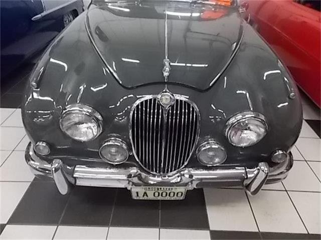 1960 Jaguar Mark II | 679956