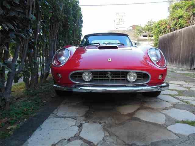 1960 Ferrari 250 California Spyder | 680101