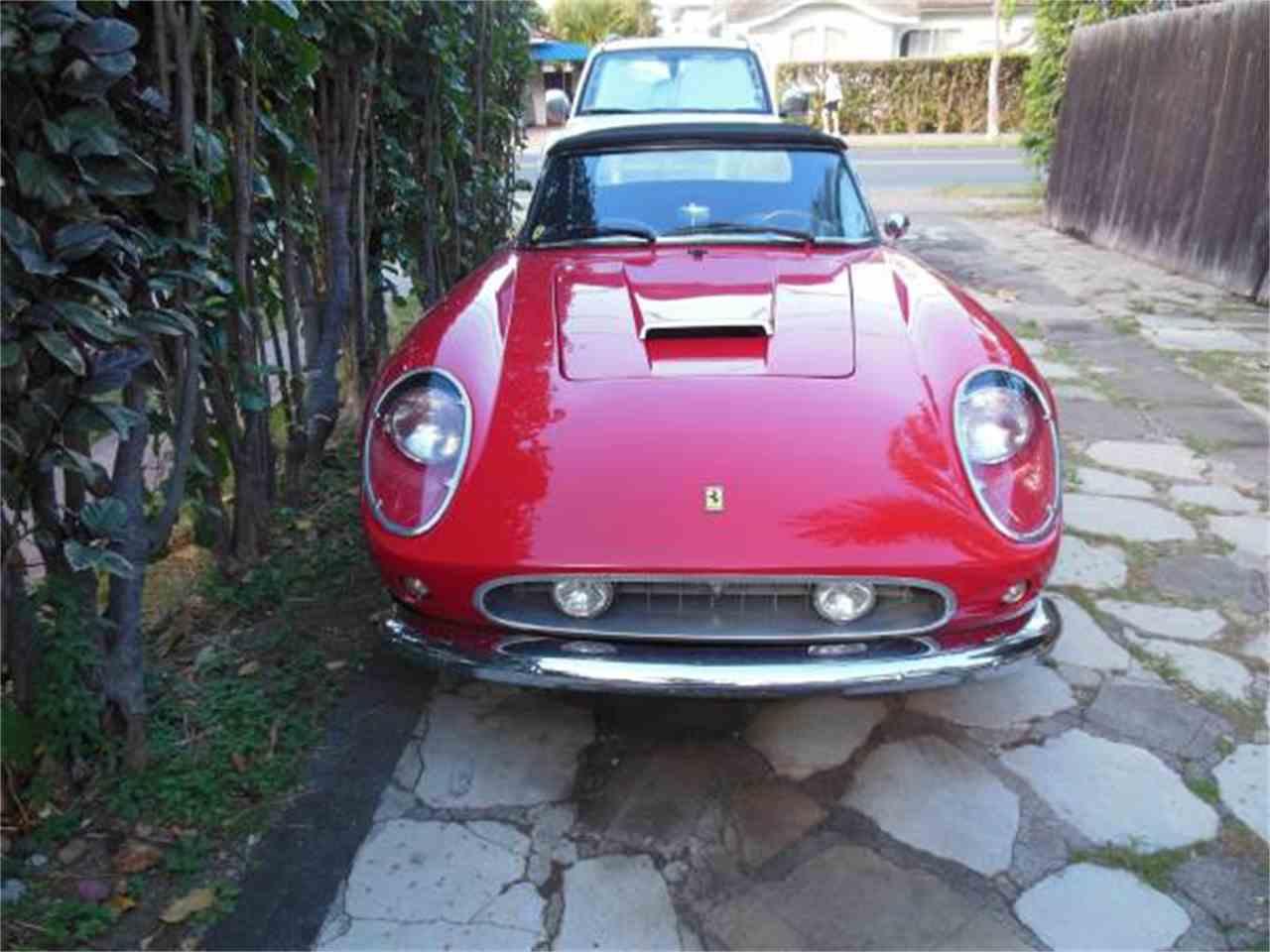 Craigslist Hawaii Oahu Cars: 1960 Ferrari 250 California Spyder For Sale