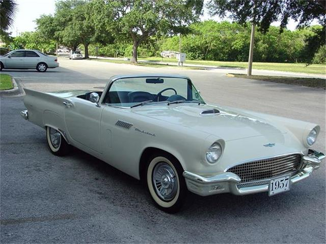 1957 Ford Thunderbird | 680104