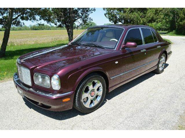 2002 Bentley Arnage | 684079