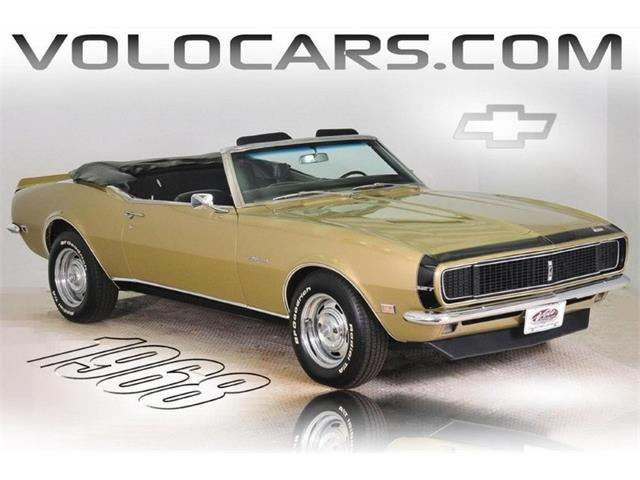 1968 Chevrolet Camaro RS | 684146
