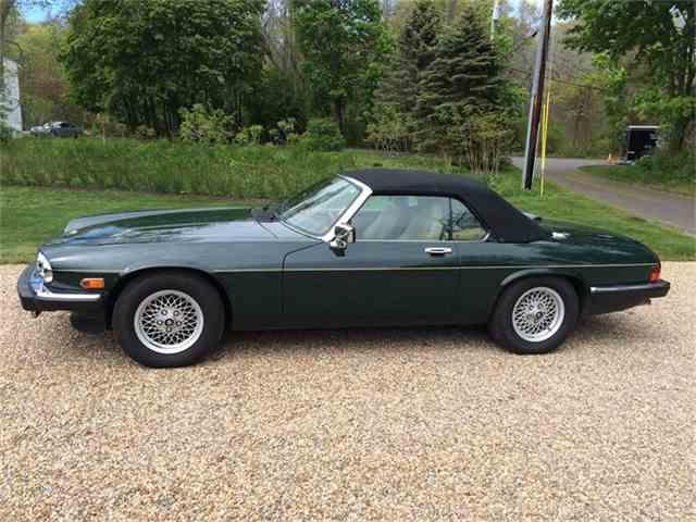 1990 Jaguar XJS | 684240