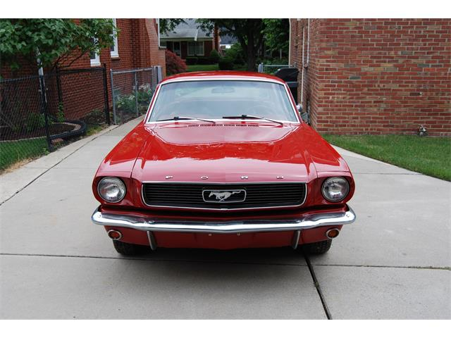 1966 Ford Mustang | 684268