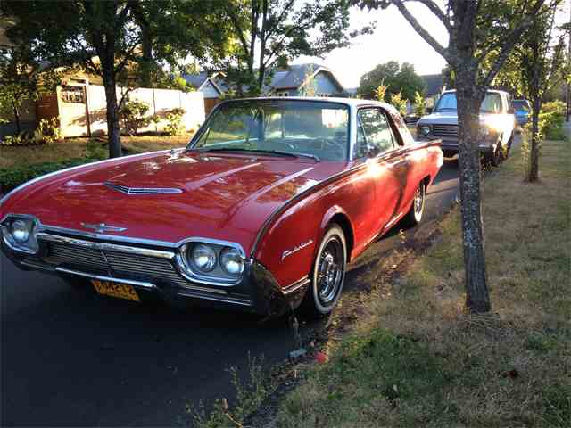 1961 Ford Thunderbird | 684271
