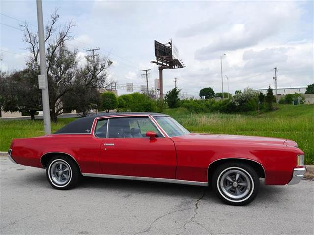 1972 Pontiac Grand Prix | 684280