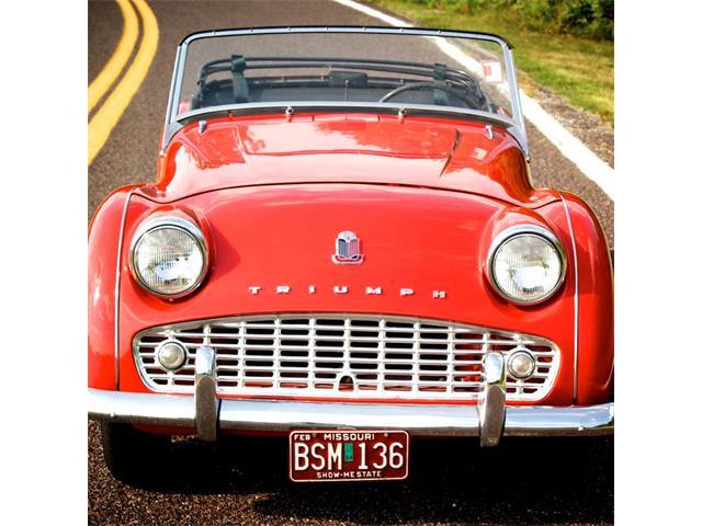1960 Triumph TR3A | 684393