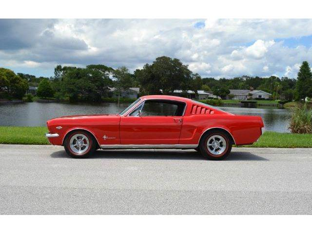 1965 Ford Mustang | 684403