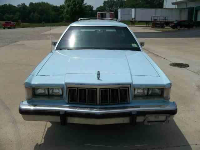 1982 Mercury Grand Marquis | 684471