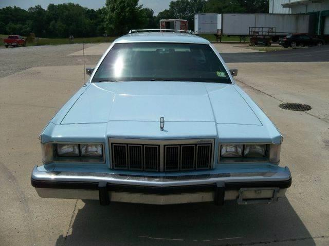 1982 Mercury Grand Marquis | 684471