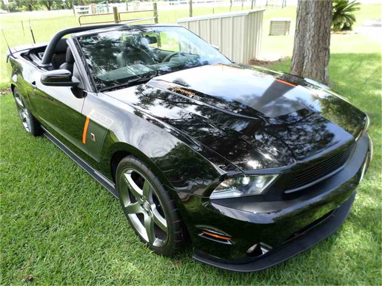 2012 Ford Mustang (Roush) for Sale - CC-684491