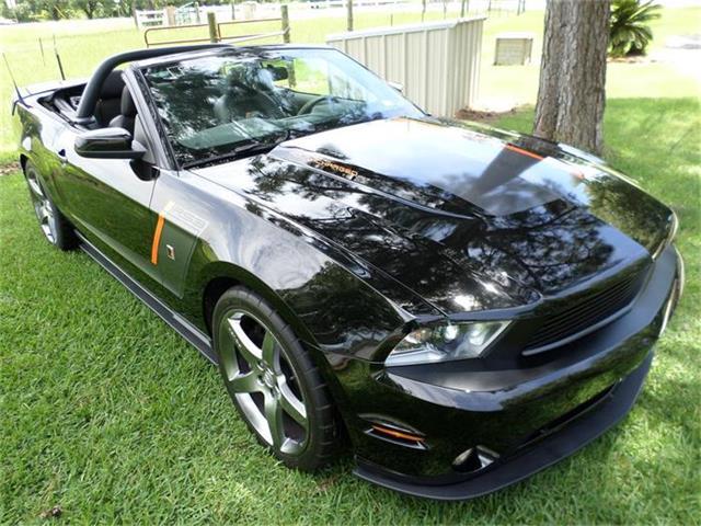 2012 Ford Mustang (Roush) | 684491