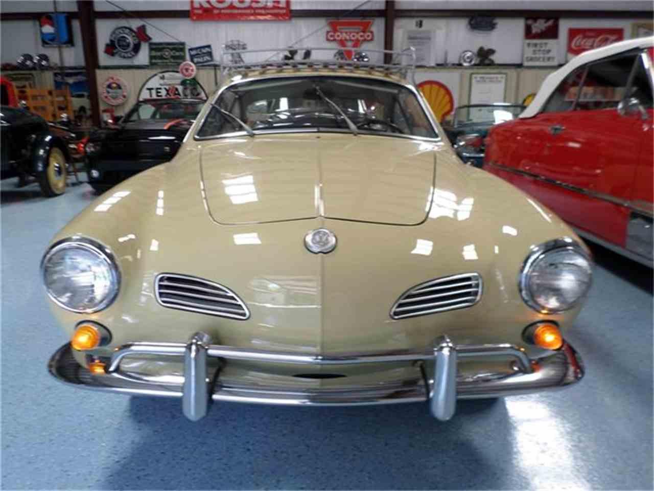 1967 Volkswagen Karmann Ghia For Sale Classiccars Com