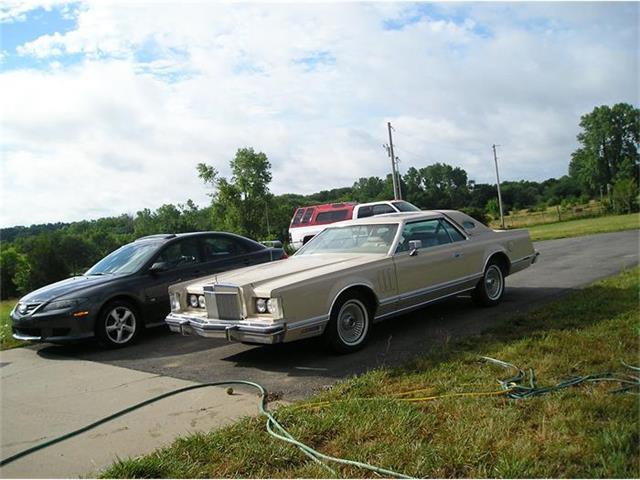 1979 Lincoln Mark V | 684500