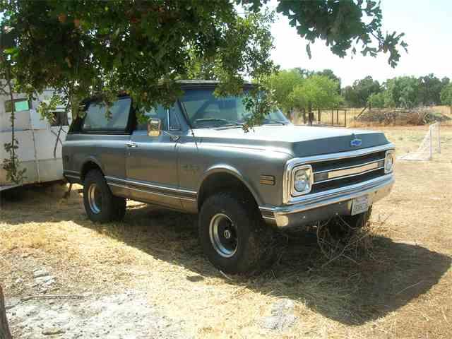 1969 Chevrolet K5 Blazer | 684542