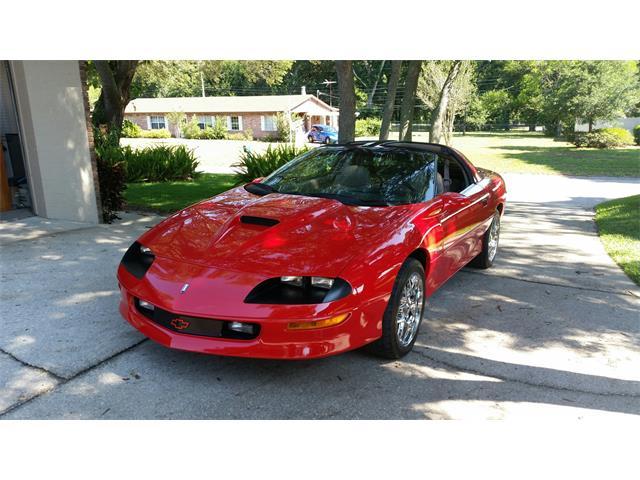 1996 Chevrolet Camaro SS | 684660