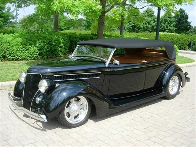 1936 Ford Phaeton | 684669
