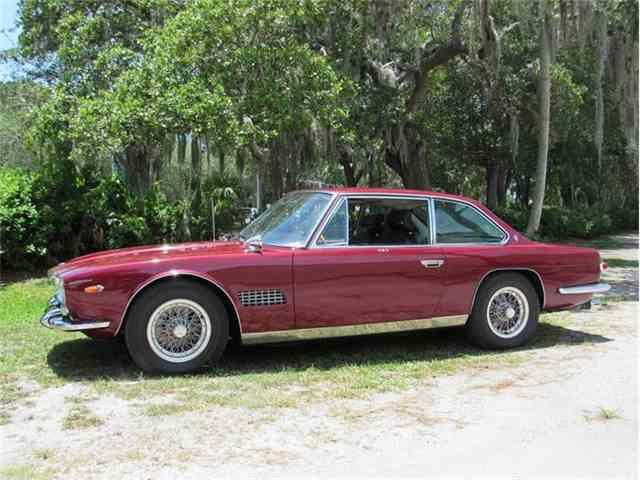 1967 Maserati Mexico | 684751