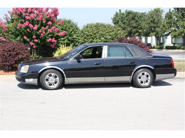 2002 Cadillac DeVille | 684765