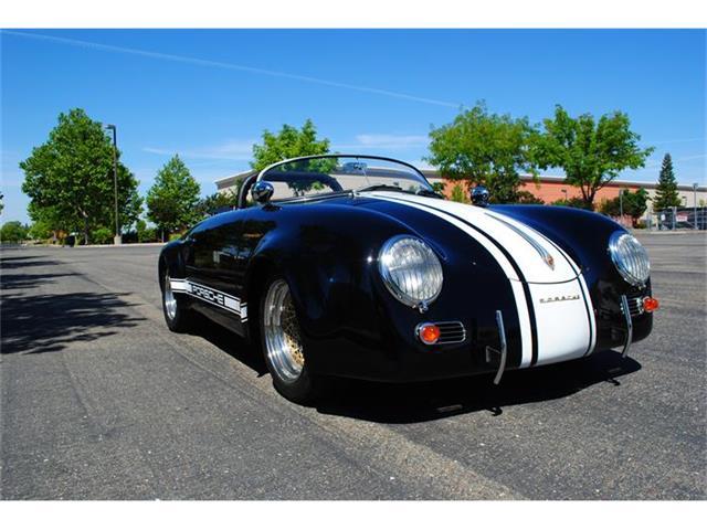 1957 Porsche Speedster | 684772