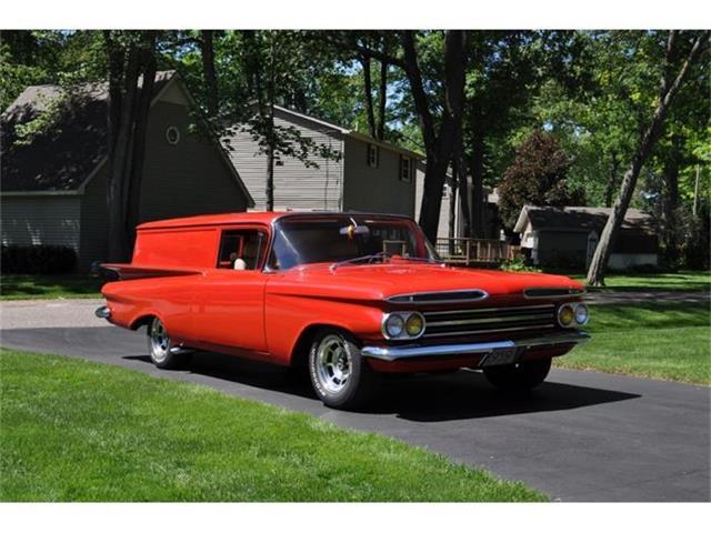 1959 Chevrolet Sedan Delivery | 684775