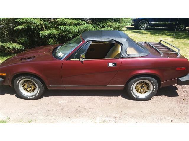 1980 Triumph TR7 | 684796