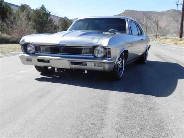 1972 Chevrolet Nova | 684800
