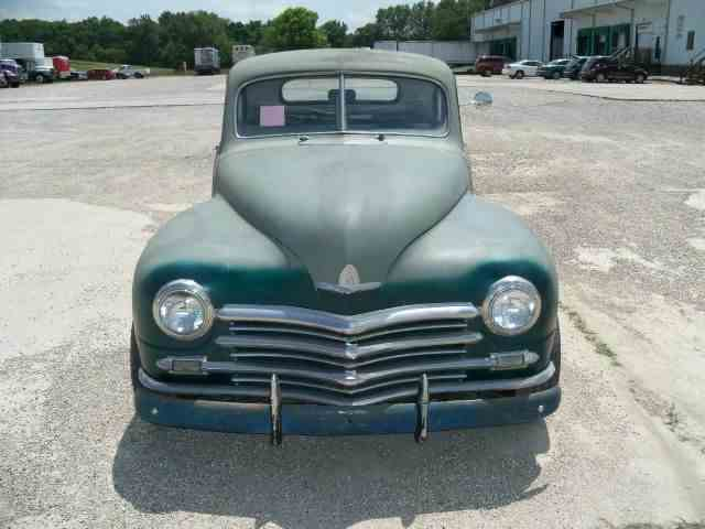 1947 Plymouth Business Coupe | 684916