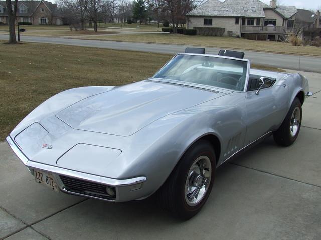 1968 Chevrolet Corvette | 680512