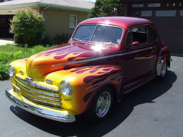 1946 Ford Super Deluxe | 680513