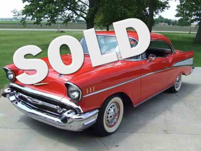 1957 Chevrolet Bel Air | 680514
