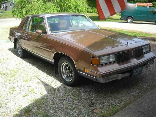 1987 Oldsmobile Cutlass Supreme | 685497