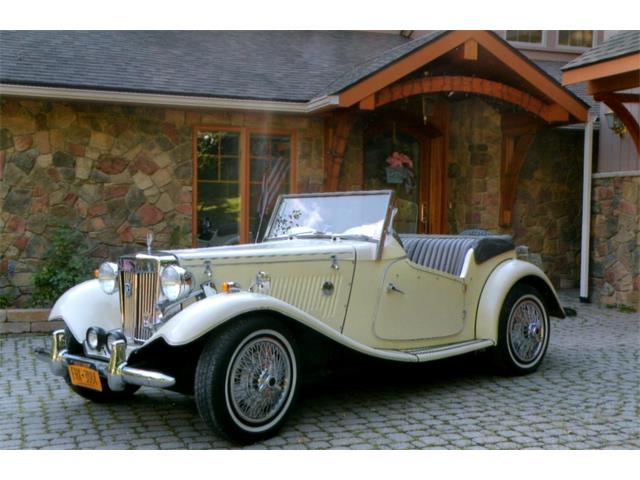 1949 MG TD | 685508