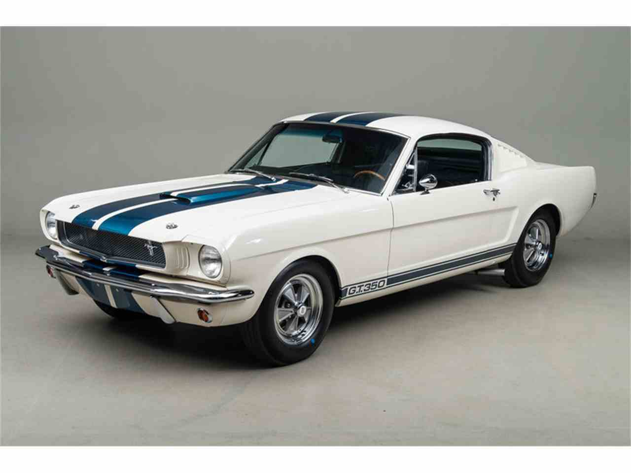 65 Ford Mustang >> 1965 Shelby GT350 for Sale | ClassicCars.com | CC-685543