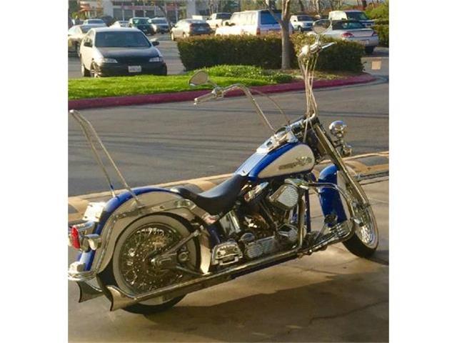 1998 Harley-Davidson Heritage Softail | 685609