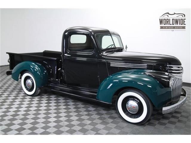 1942 Chevrolet Truck | 685665