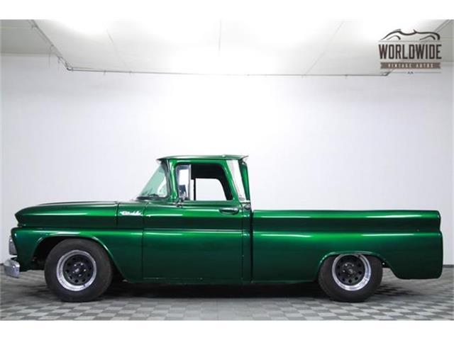 1962 Chevrolet C/K 10 | 685671