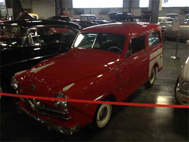 1951 Crosley Station Wagon | 680588