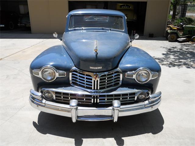 1948 Lincoln Continental | 685882