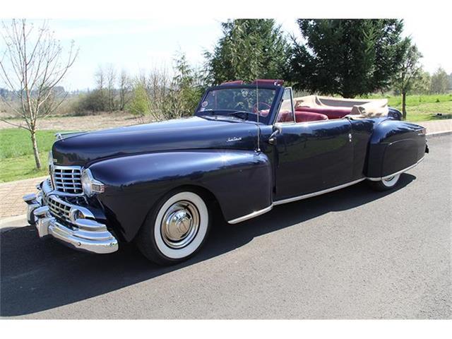 1947 Lincoln Continental | 685884