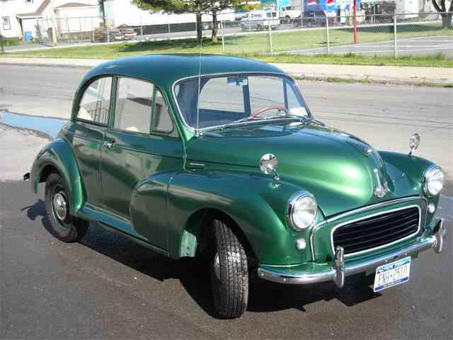 1961 Morris Minor | 680594