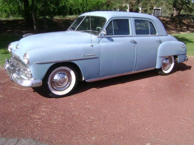 1952 Plymouth Cambridge | 680595