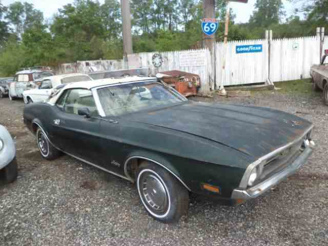 1972 Ford Mustang   685985