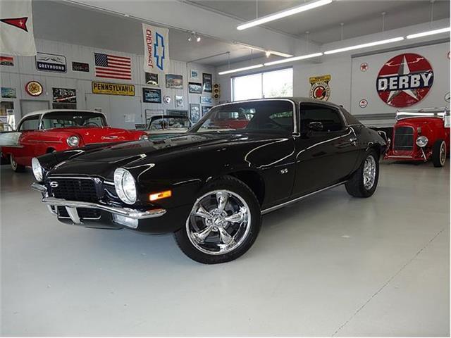 1971 Chevrolet Camaro SS | 686020